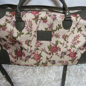 Laura Ashley Overnight Bag